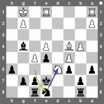 neutralize opponent's best piece 2