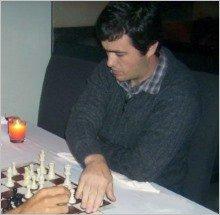 Louis Holtzhausen, chess coach