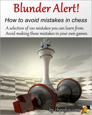 Blunder Alert! A video-series on 100 mistakes you can learn from. Avoid making these mistakes in your own games!