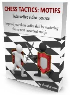 20 chess tactics course