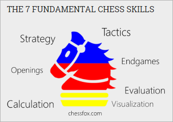 Are you serious about improving your chess? The 7 fundamental chess skills 340grey