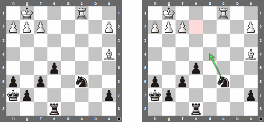 White is threatening Bxc6. How can black escape the pin tactic?