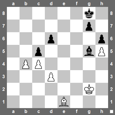 create passed pawn 1b