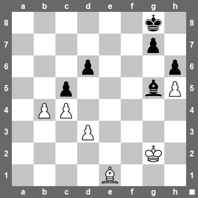 create passed pawn 1b
