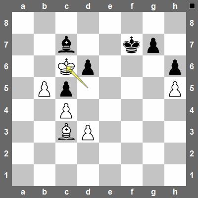 create passed pawn 4