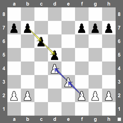 pawn structures 11