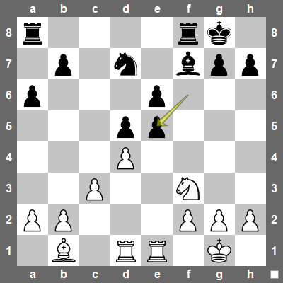 pawn structures 18