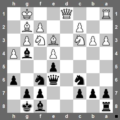 piece development objective in chess 1