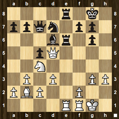 advanced chess tactics pins puzzle 2