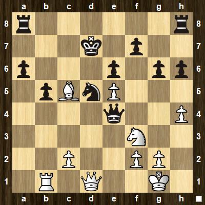 advanced chess tactics pins puzzle 3