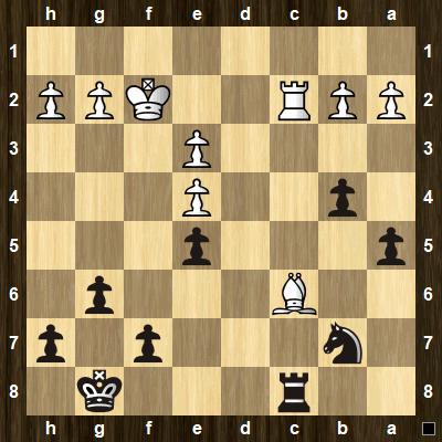 advanced chess tactics pins puzzle 4