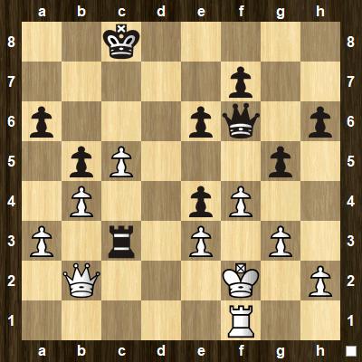 easy pin tactics puzzle 2