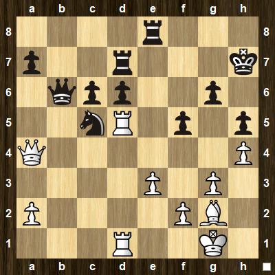 intermediate chess tactics pins puzzle 3