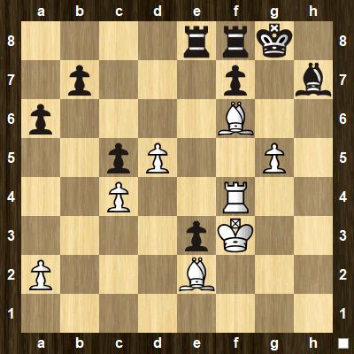 intermediate chess tactics pins puzzle 5