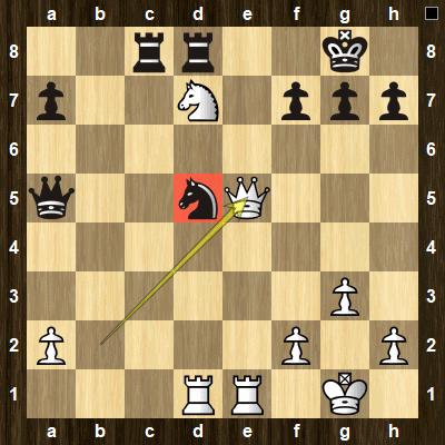 intermediate pin tactics puzzle 1 solution
