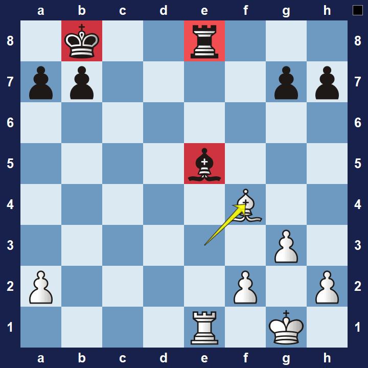 Cross Pin tactic 4