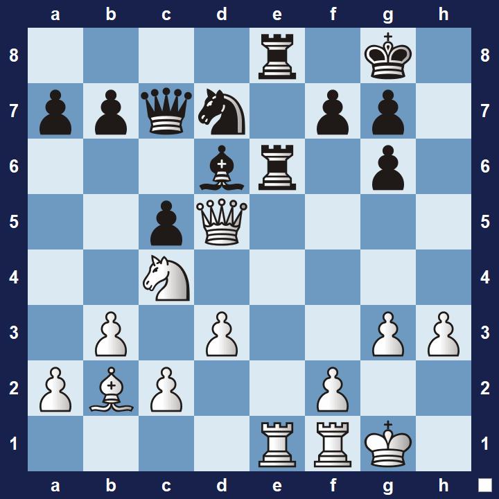 advanced chess tactics pins puzzle 2b