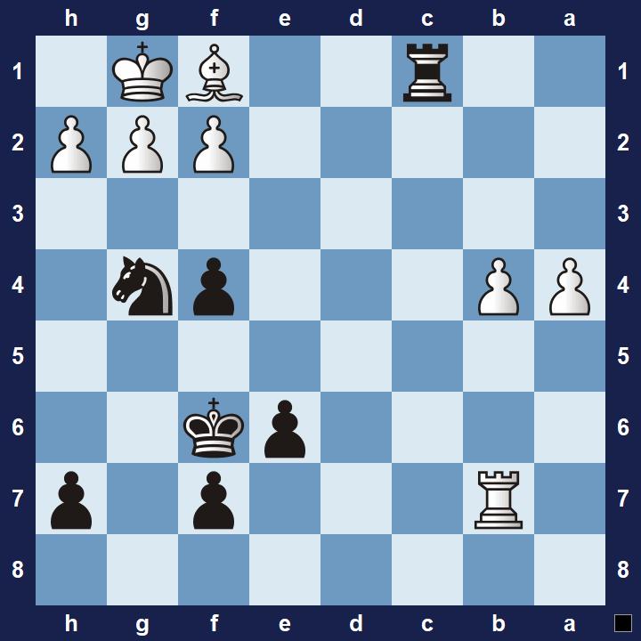advanced chess tactics pins puzzle 5b