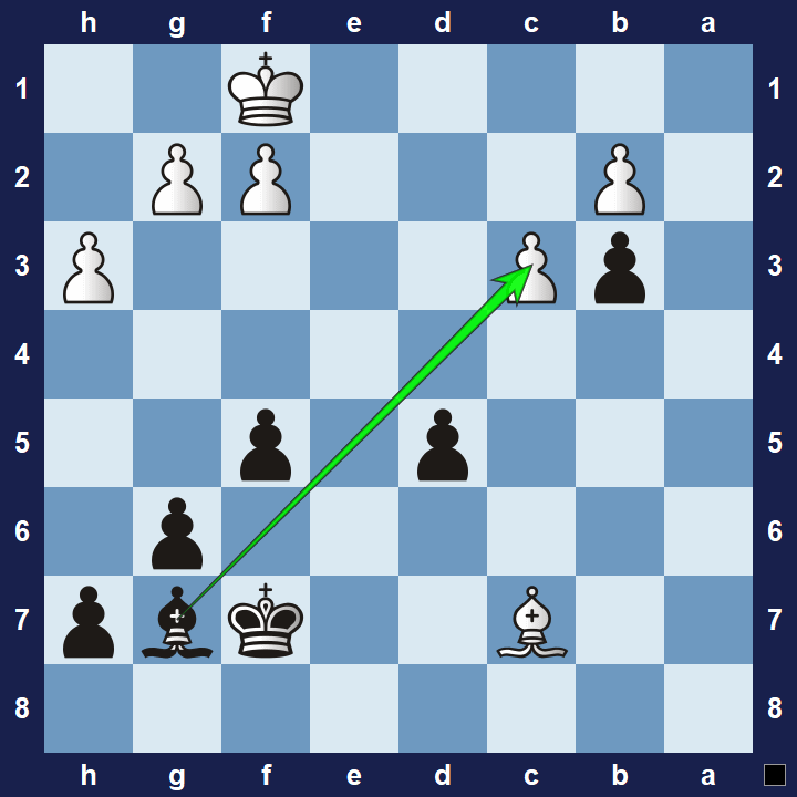 chess endgame principles passed pawn