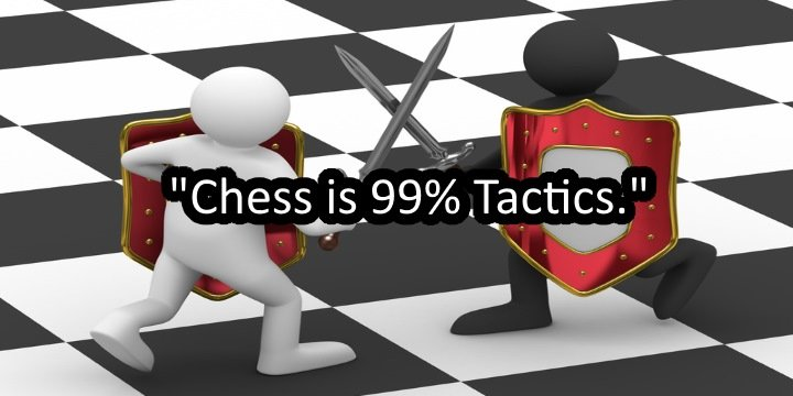 Why it's important to get better at chess tactics