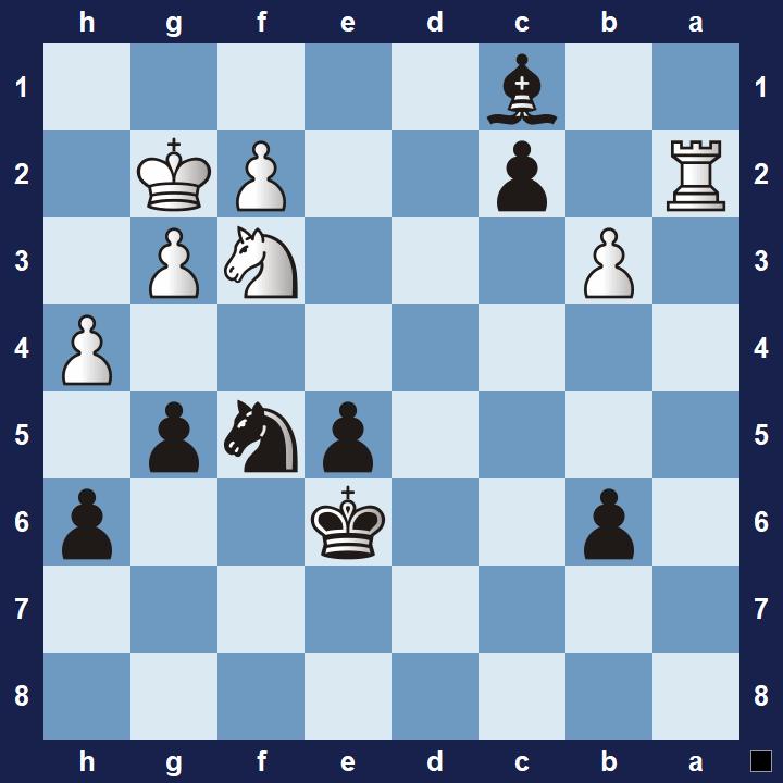 intermediate chess puzzle advanced pawn 2