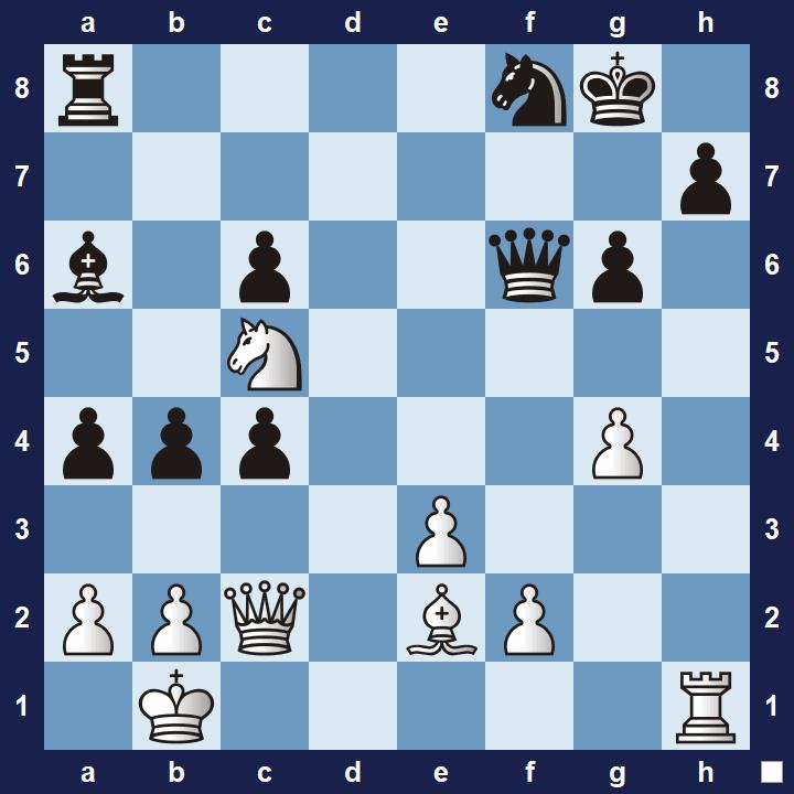 intermediate chess puzzle attracion 1