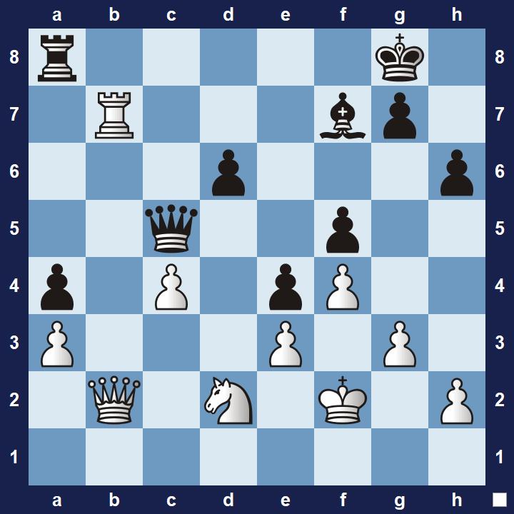 intermediate chess puzzle attracion 2