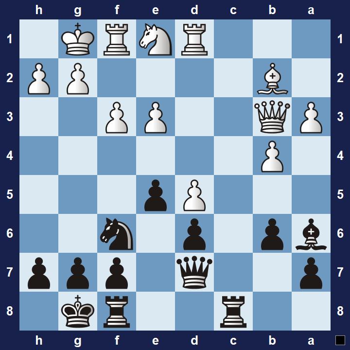 intermediate chess puzzles zwichenzug 2