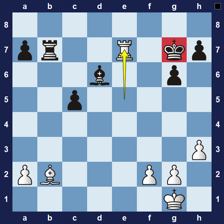 intermediate chess tactics double check