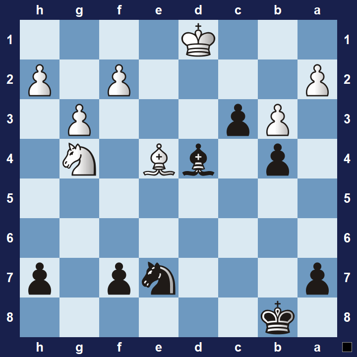 intermediate chess tactics pawns