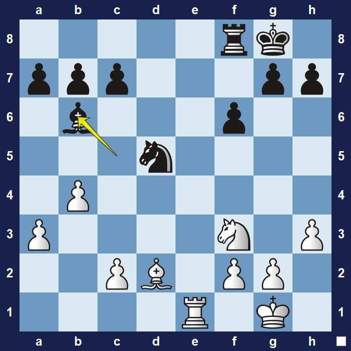 chess tactics fundamentals trapped pieces