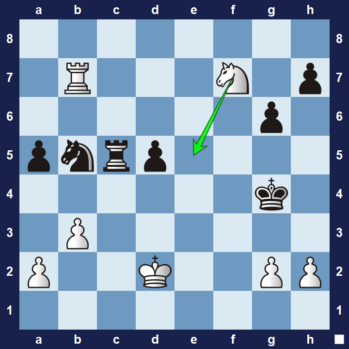 tactics exercise 127 solution