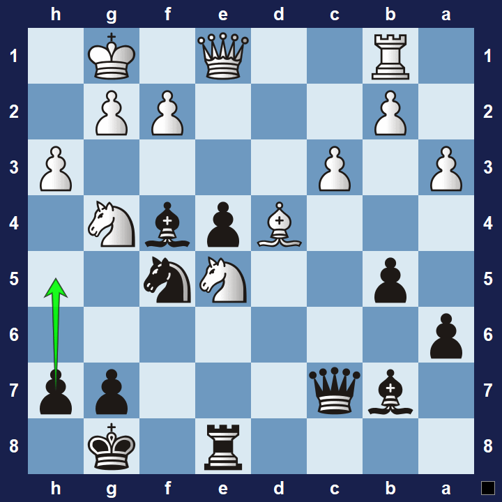 tactics exercise 129 solution