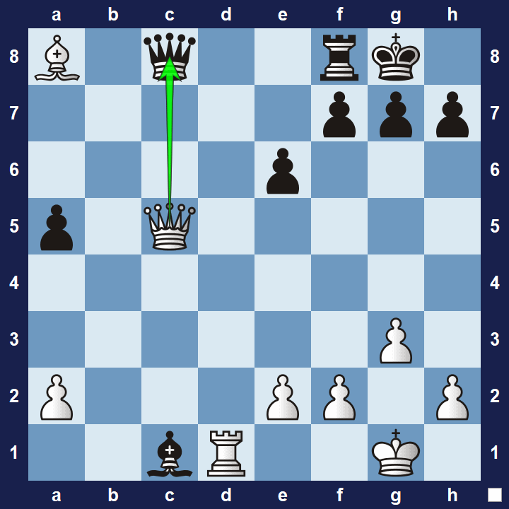 tactics exercise 132 solution