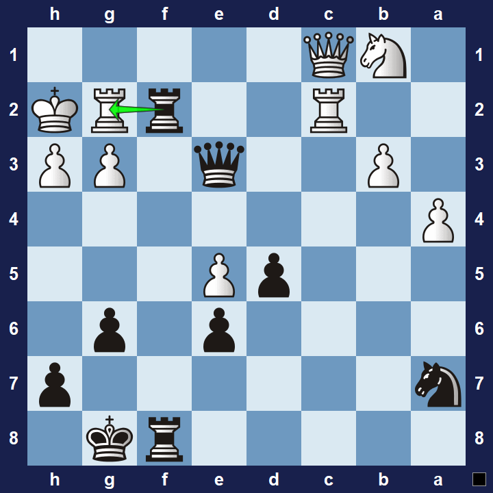 tactics exercise 134 solution