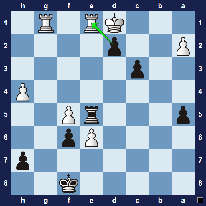 tactics exercise 136 solution
