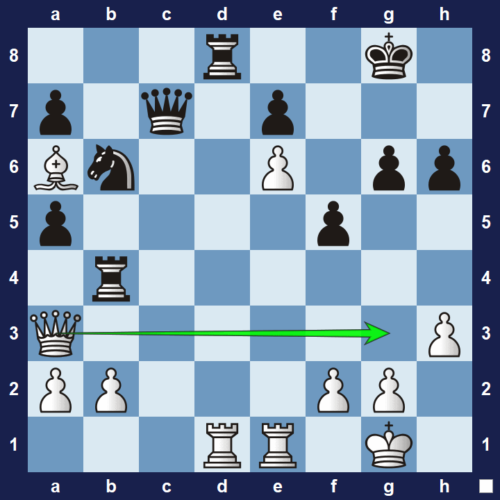 tactics exercise 137 solution