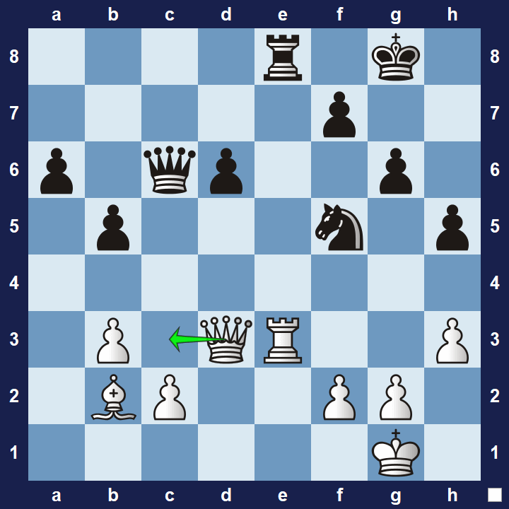 tactics exercise 138 solution
