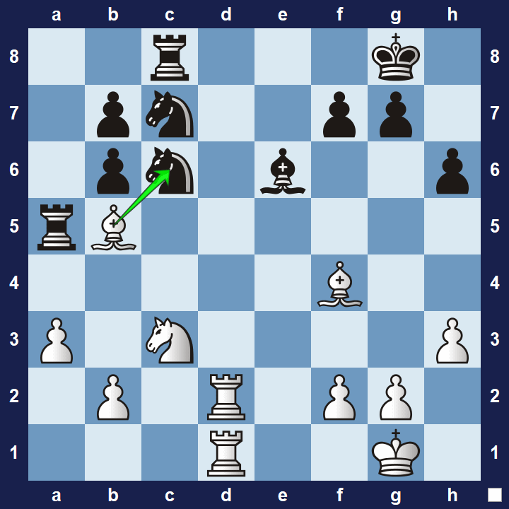 tactics exercise 142 solution