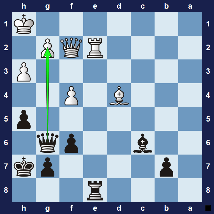 tactics exercise 14 solution