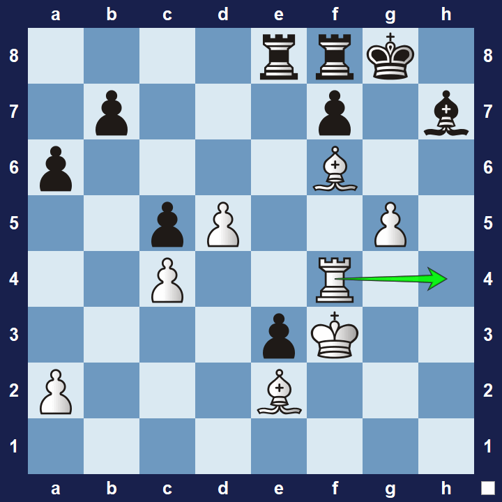 tactics exercise 15 solution
