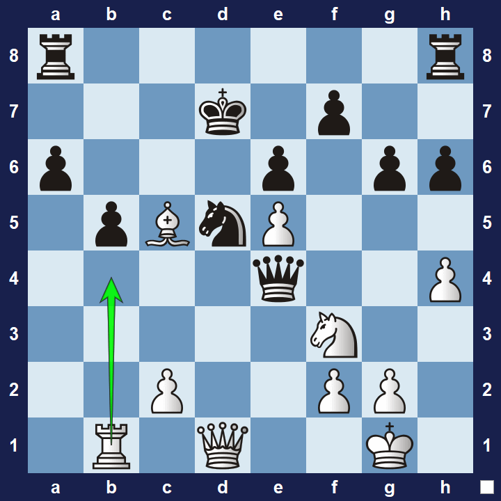 tactics exercise 18 solution