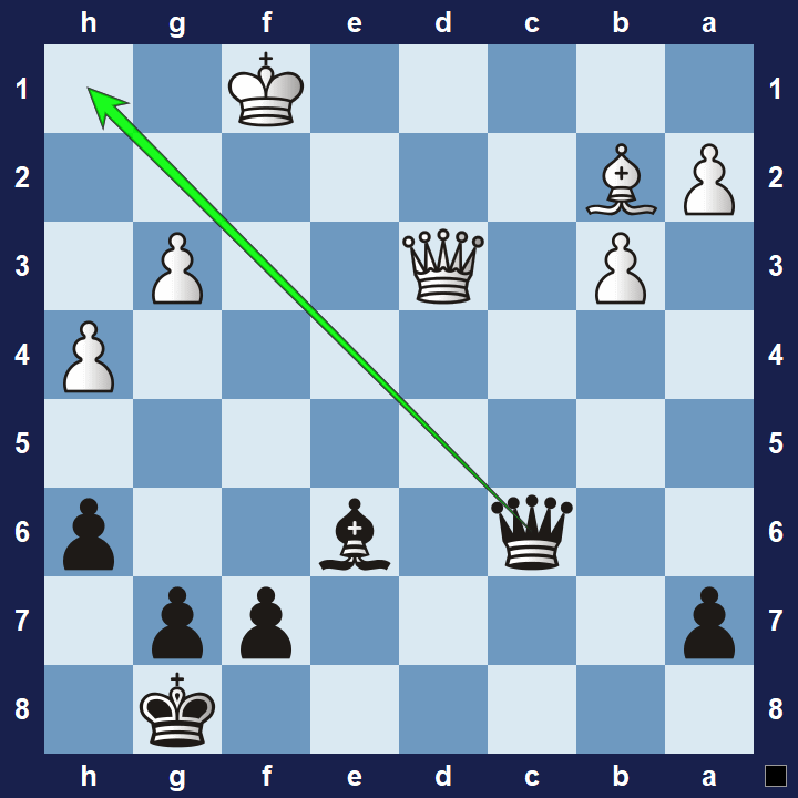 tactics exercise 21 solution