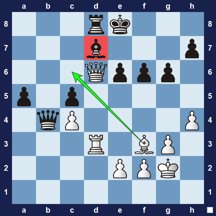 tactics exercise 3 solution