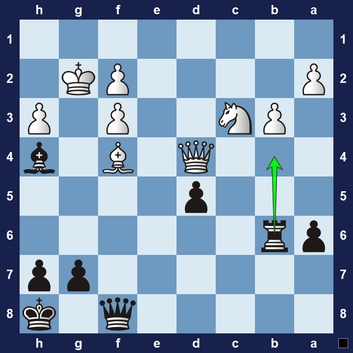tactics exercise 32 solution