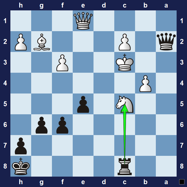 tactics exercise 33 solution