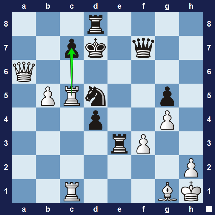 tactics exercise 39 solution