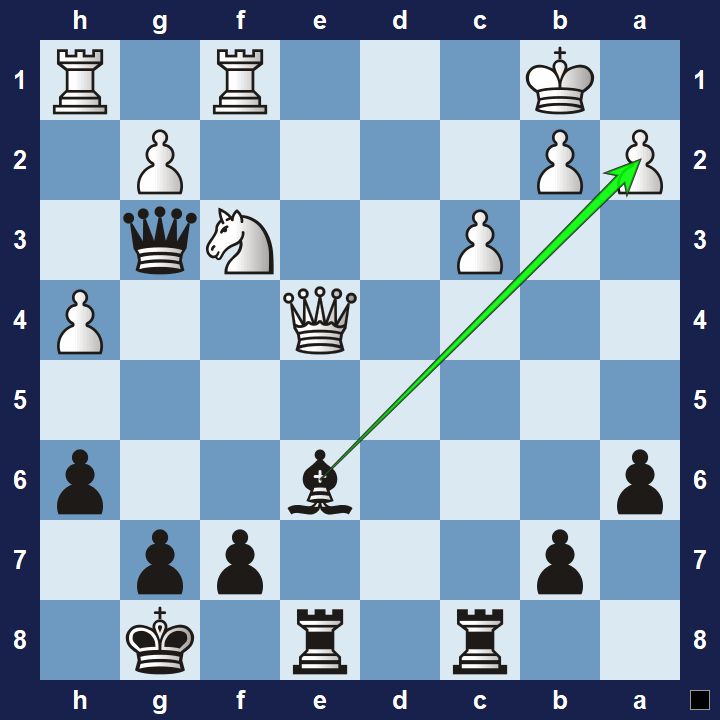 tactics exercise 41 solution