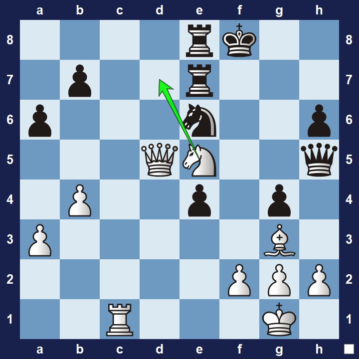 tactics exercise 42 solution