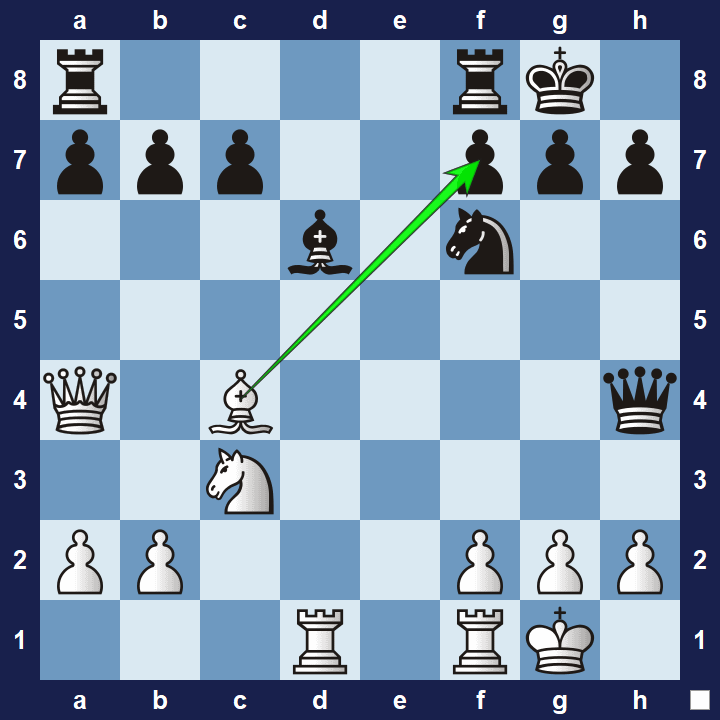 tactics exercise 43 solution